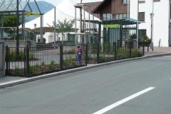 Arealabschluss Zäune und Geländer 13