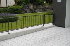 Arealabschlüsse Zäune und Geländer 18