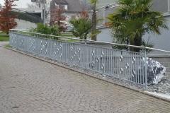 Arealabschlüsse Zäune und Geländer 3