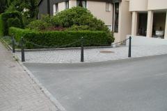 Arealabschlüsse Zäune und Geländer 1