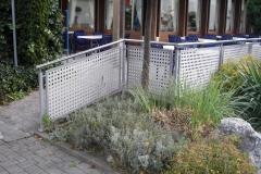 Arealabschluss Zäune und Geländer 8