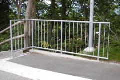Arealabschlüsse Zäune und Geländer 9