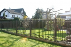 Arealabschluss Zäune und Geländer 10