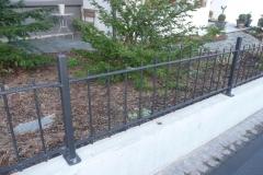 Arealabschluss Zäune und Geländer 14
