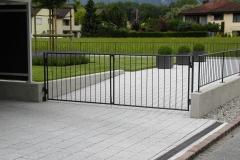 Arealabschlüsse Zäune und Geländer 2