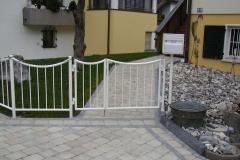 Arealabschlüsse Zäune und Geländer 19