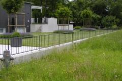 Arealabschlüsse Zäune und Geländer 20