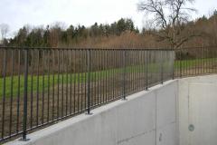 Arealabschlüsse Zäune und Geländer 6