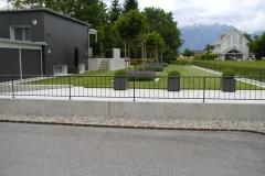 Arealabschlüsse Zäune und Geländer 7